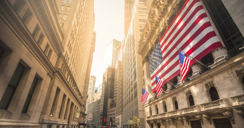 Wallstreet, stock market, verschil tussen traden en beleggen