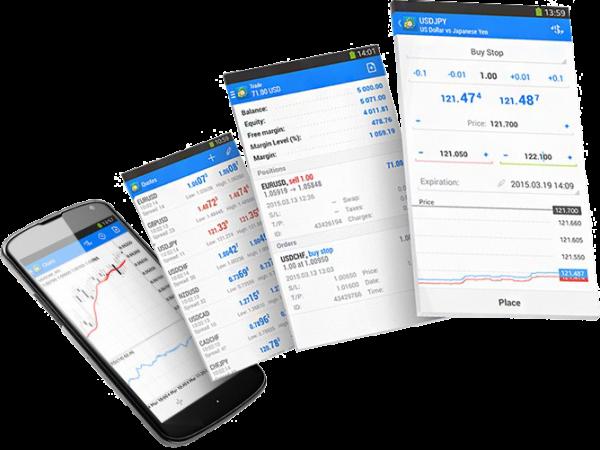 metatrader 4 best trading app for mobile devices